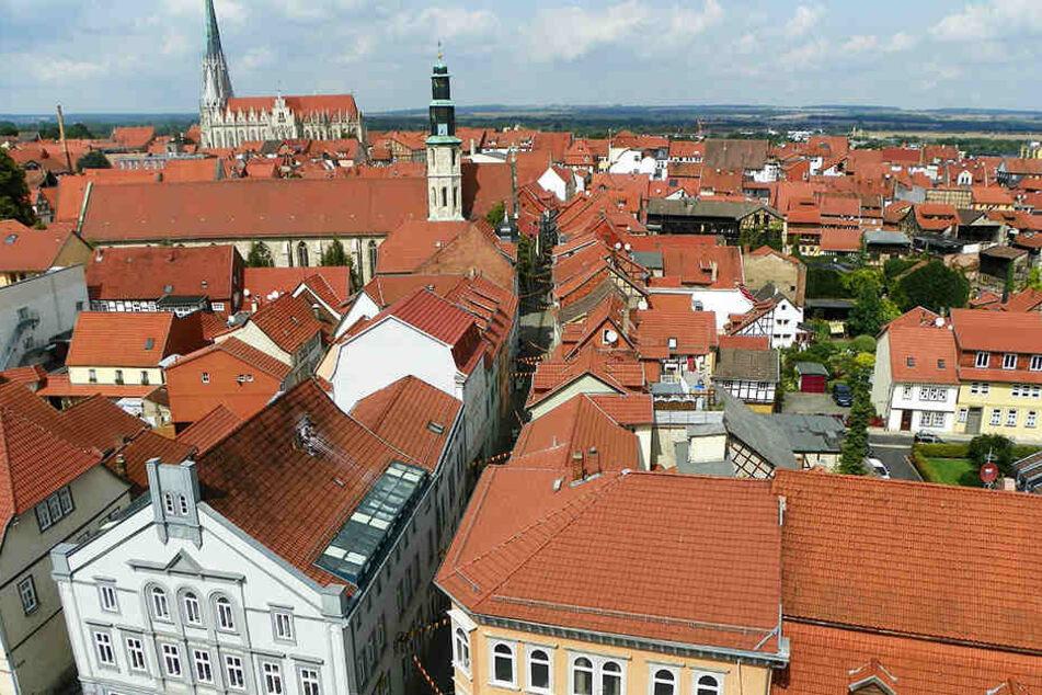 In Mhlhausen Steht Das Singende Krankenhaus