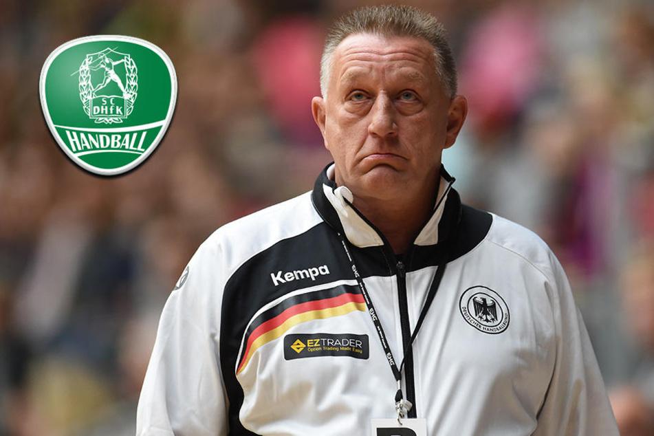 Überraschung: Wird Michael Biegler doch nicht Cheftrainer bei DHfK Leipzig?