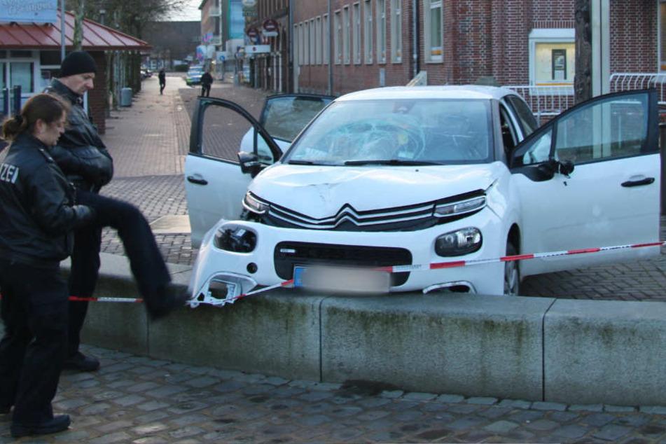 Mit dem Auto hatte der Verurteilte sechs Menschen verletzt.