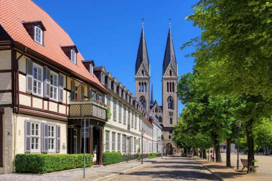 Halberstadt ist eine Stadt im Landkreis Harz. (Symbolbild)