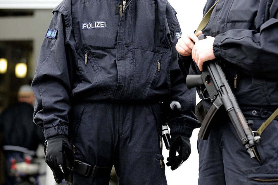 Beamte der Bundespolizei hatten kurz vor Silvester nochmal alle Hände voll zu tun.