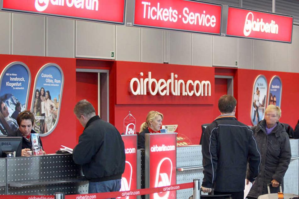 Etwa 200.000 Tickets der insolventen Airline sind ungültig geworden.