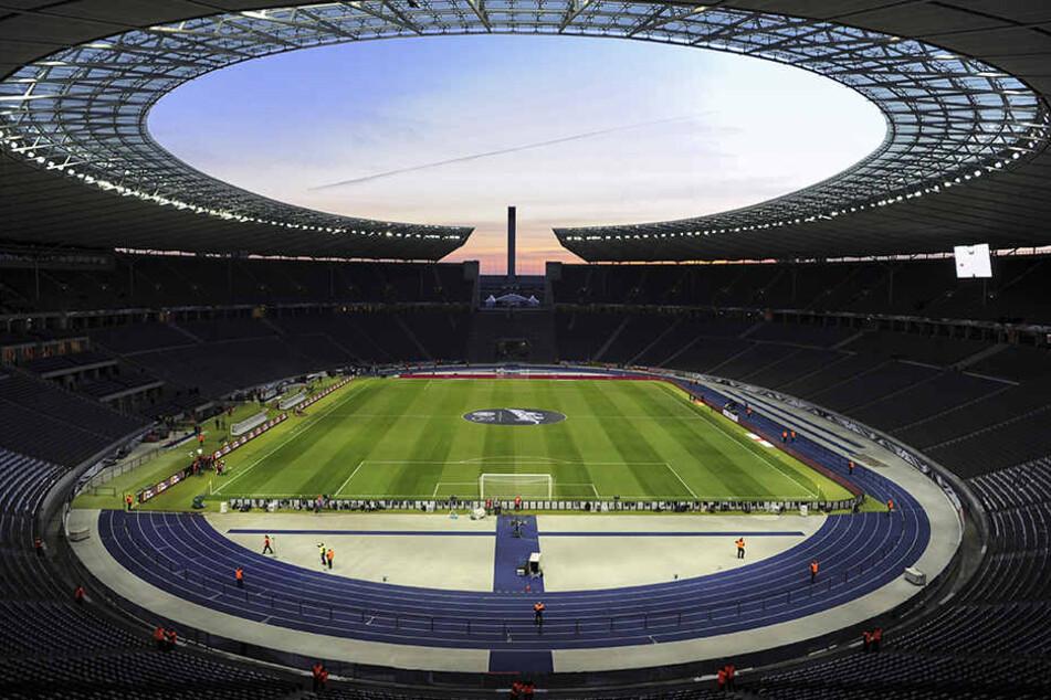 Auch 2018 findet das Pokalfinale im Berliner Olympiastadion statt. Schaffen es die Roten Bullen bis ins Endspiel?