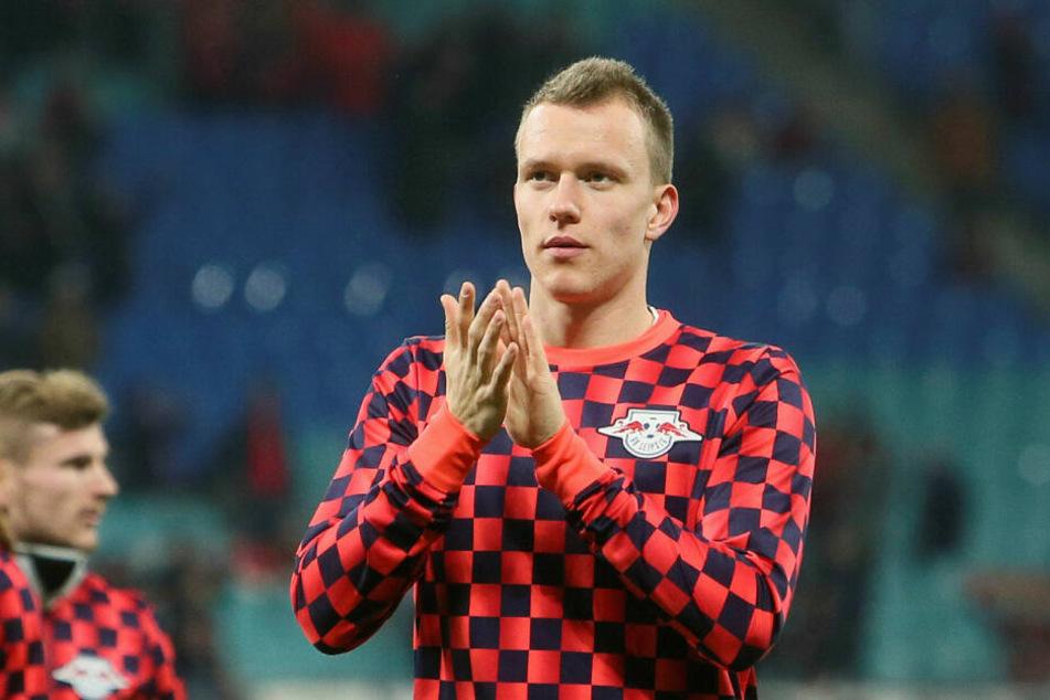 RB Leipzigs Allrounder-König: Lukas Klostermann wurde von Trainer Julian Nagelsmann schon auf fünf verschiedenen Positionen eingesetzt.