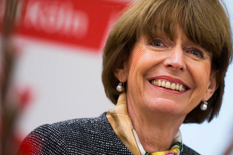 Die Kölner Oberbürgermeisterin Henriette Reker.