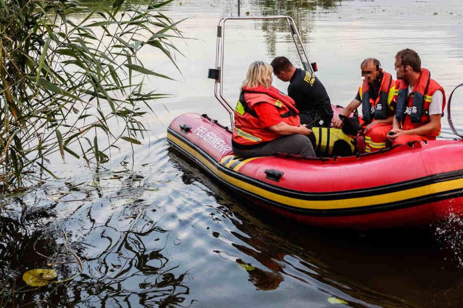 Die Rettungskräfte konnten den beiden Verunglückten in Hessen am Montag nicht mehr helfen (Symbolbild).