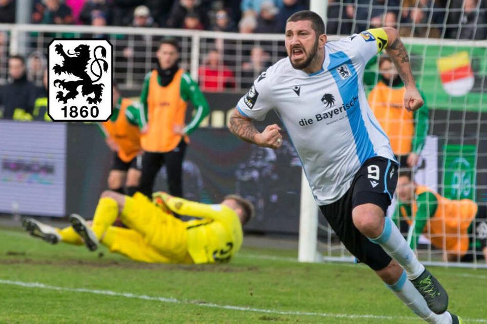 TSV 1860 München triumphiert in Überzahl und schlägt den SC Preußen Münster