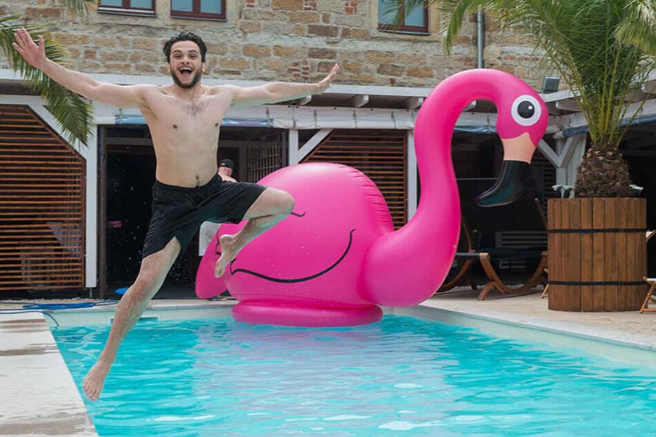 Hier feiert Dresden ab jetzt eine fette Pool-Party