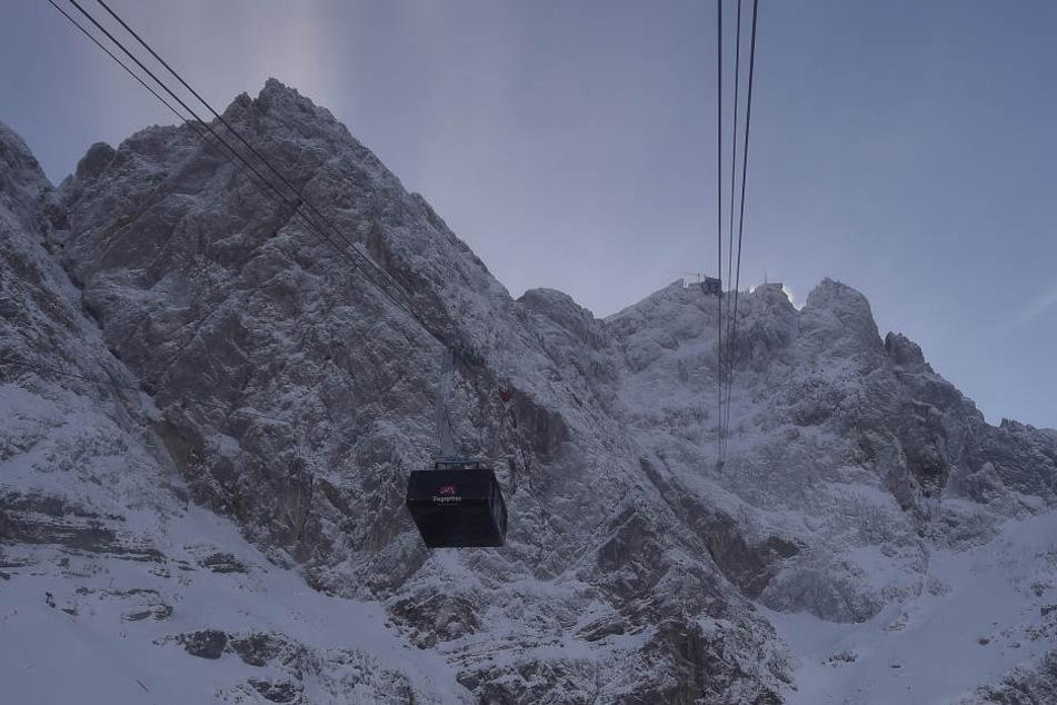 Wissenschaftler machen unglaubliche Entdeckung an der Zugspitze