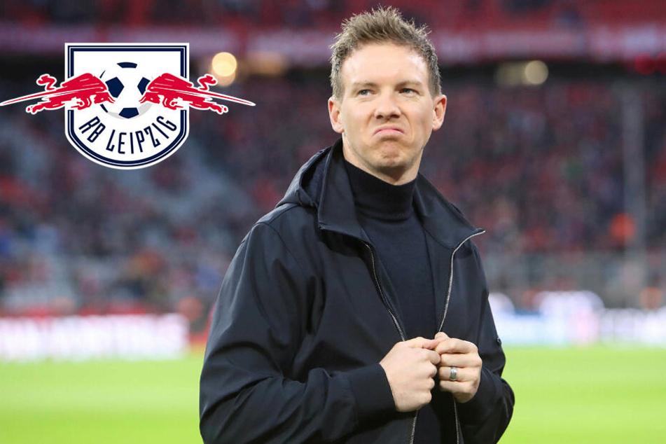 RB Leipzig dachte in der Winterpause schon an die Meisterfeier