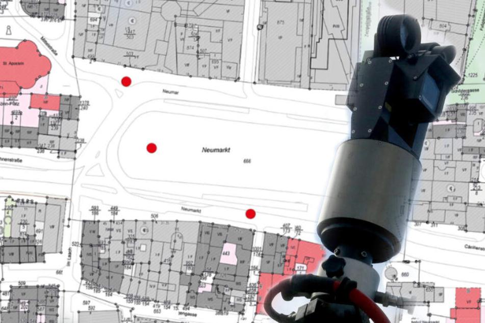 Sie zeichnen alles auf: Kamera-Überwachung am Kölner Neumarkt kommt!