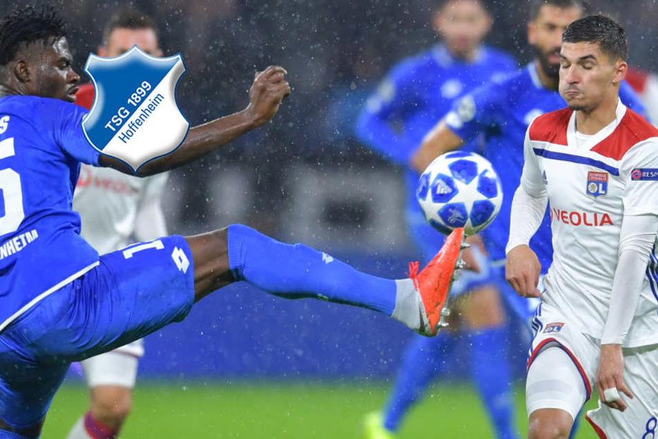 Wahnsinn! TSG Hoffenheim erkämpft sich 2:2-Unentschieden und lebt weiter in der Königsklasse