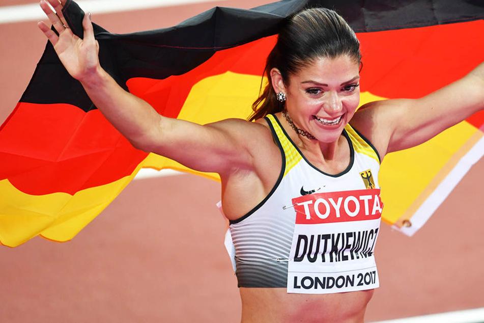 Sensationell! Pamela Dutkiewicz gewinnt Bronze für Deutschland