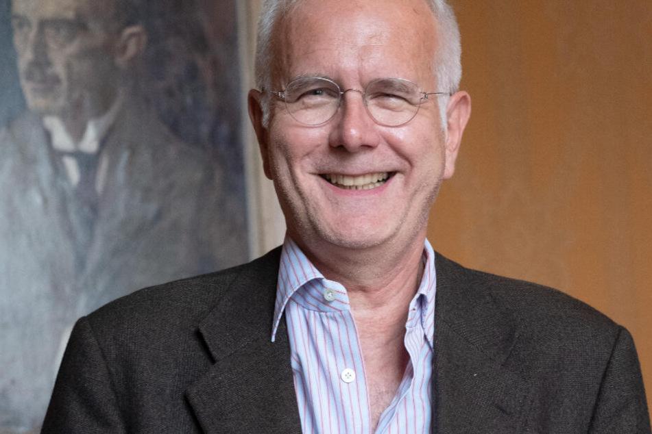 Harald Schmidt hat sich zu einer möglichen Wahl des Grünen-Chefs Robert Habeck geäußert.
