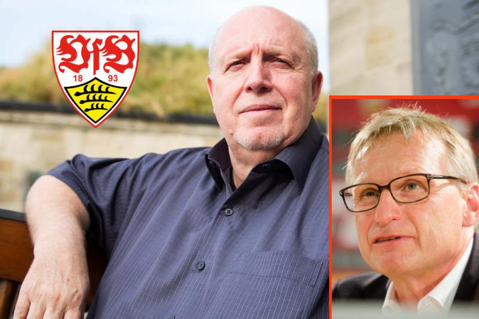 Calmund: VfB-Manager Reschke wäre lieber Trainer geworden