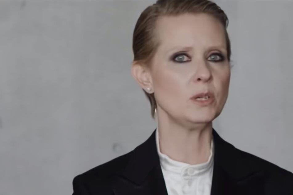 """Feministisches Video von """"Sex and the City""""-Star Cynthia Nixon wird Internet-Hit"""