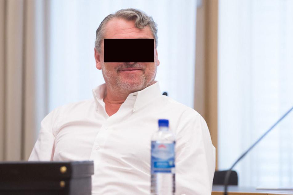 Jörg Biehl (56) war der Boss bei Infinus. Seine Verteidiger forderten jetzt Freispruch, während der Staatsanwalt acht Jahre Haft für den Finanzer beantragte.