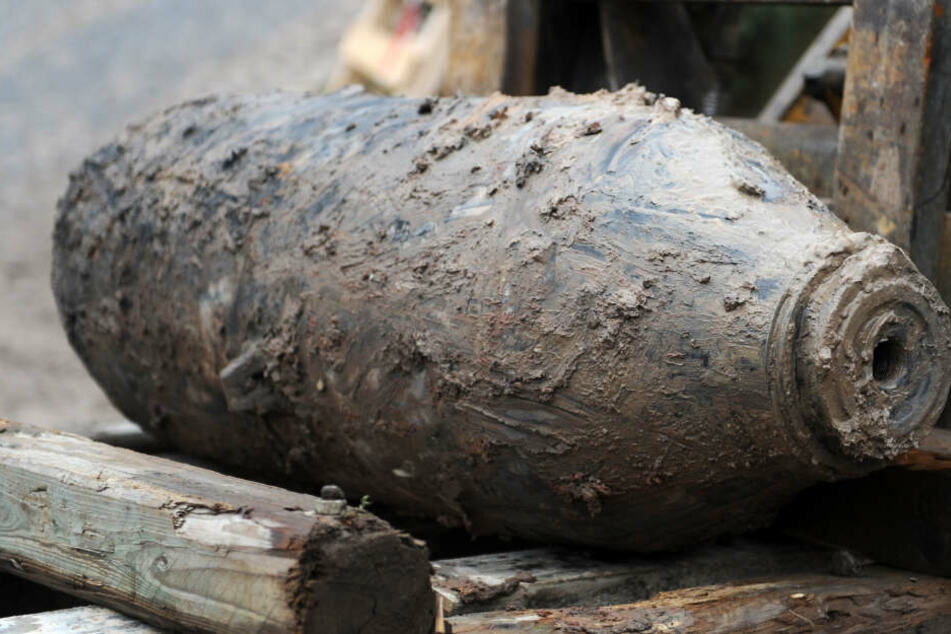 Bombenfunde sind auch mehr gut 75 Jahre nach Ende des zweiten Weltkriegs keine Seltenheit mehr. (Archivbild).