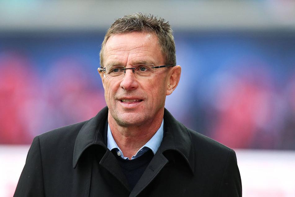 Sportdirektor Ralf Rangnick hält die Meisterschaft in dieser Saison für nicht realistisch.