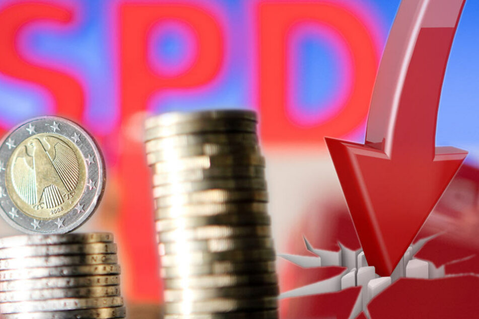 Wahlschlappe, Digitalisierung, GroKo: Hat die SPD dafür überhaupt genug Geld?
