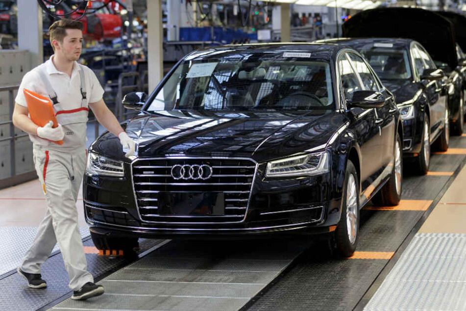Automobilindustrie - Audi streicht 9500 Stellen in Deutschland
