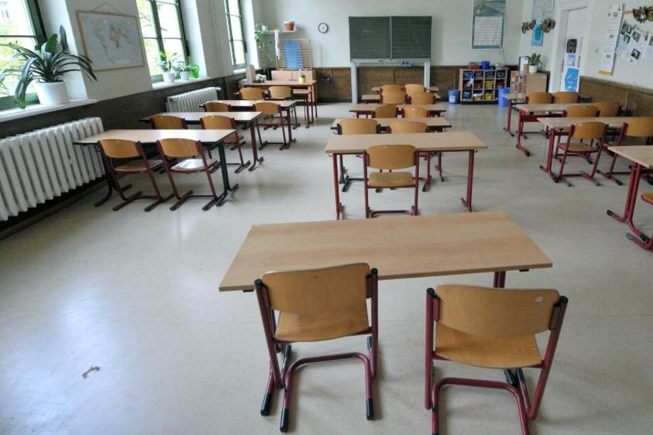 In zwei benachbarten Berufsschulen in Hildesheim musste der Unterricht ausfallen. (Symbolbild)