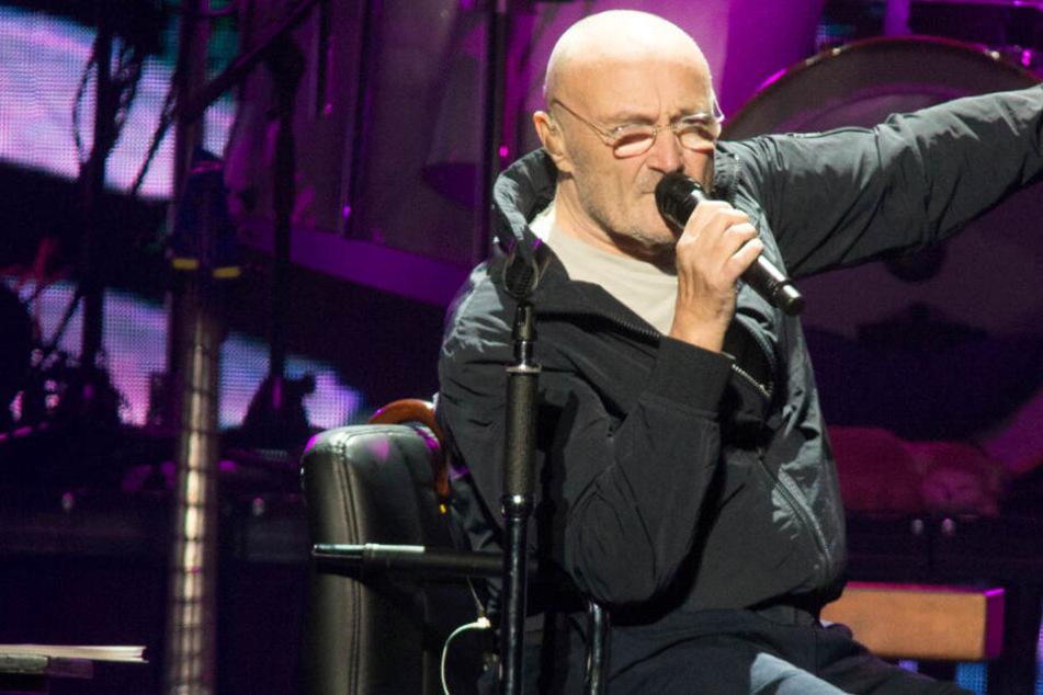 """""""Still Not Dead Yet"""": Legende Phil Collins startet trotz schweren Schicksals Deutschland-Tour"""