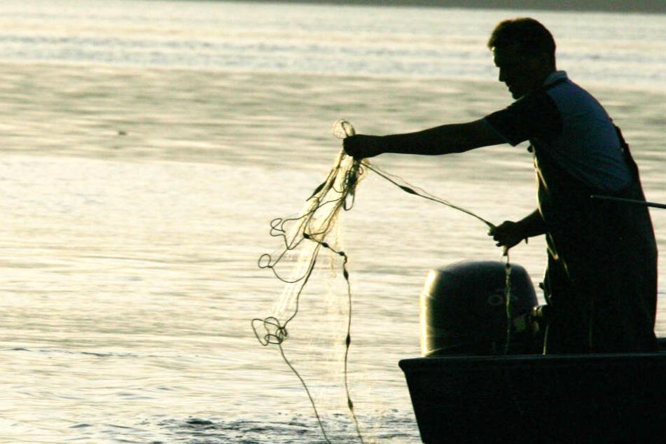 Ein Fischer hat im Starnberger See einen schrecklichen Fund gemacht. (Symbolbild)