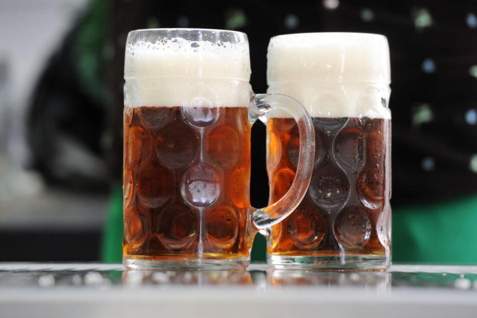Ob es in München bald eine neue Brauerei gibt, muss der Stadtrat entscheiden. (Symbolbild)