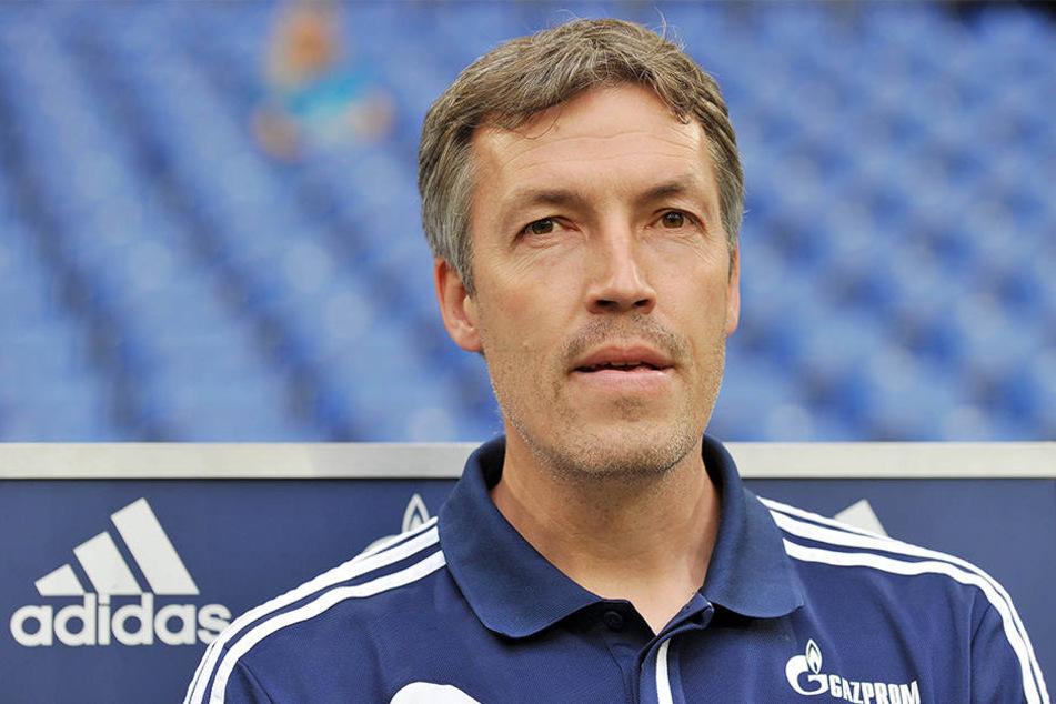 Uwe Grauer scheint ein guter Kandidat für den Trainerposten zu sein.