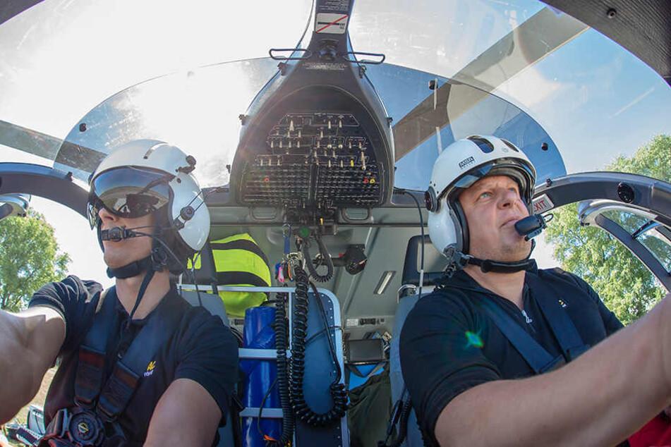 In der Geschichte der sächsischen Luftrettung wird am Standort von Christopher 62 in Bautzen ein neues Kapitel aufgeschlagen. Der ADAC hat seine Flotte umgestellt und die nächste Hubschrauber-Generation in den Dienst genommen. Das topmoderne Fluggerät ver