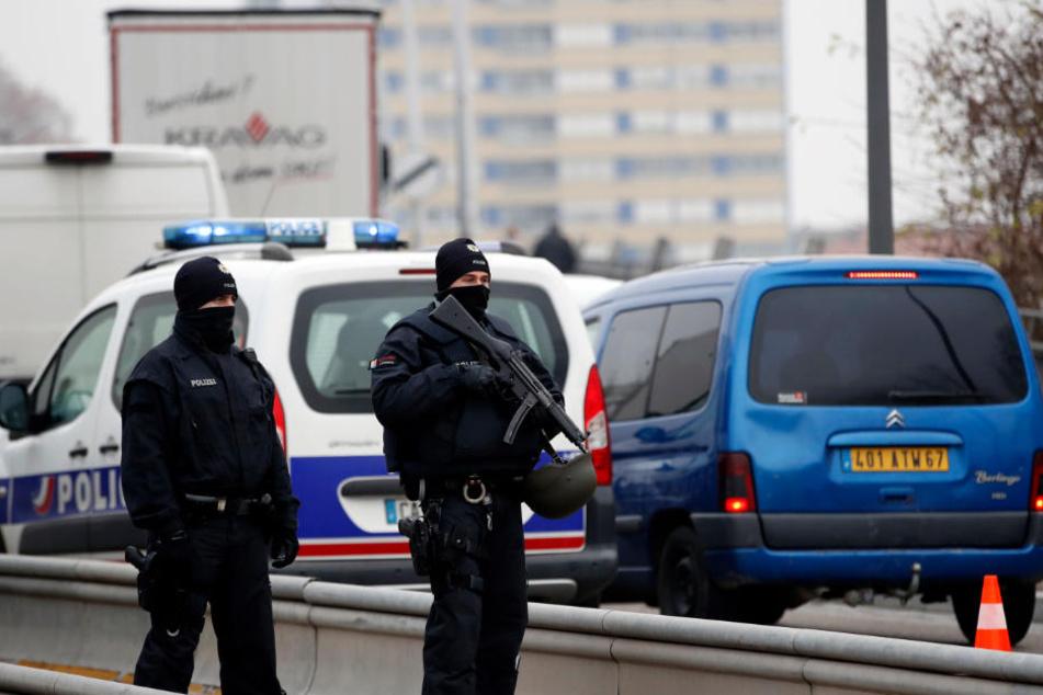 Nach der Terror-Attacke war an der deutsch-französischen Grenze kontrolliert worden.