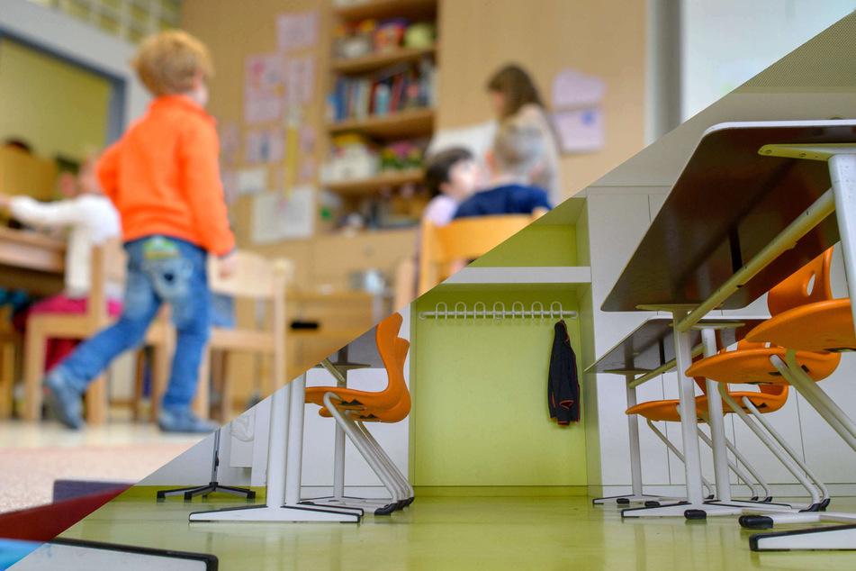Schulstart auf Distanz in NRW: Selbsttests für Kita-Kinder