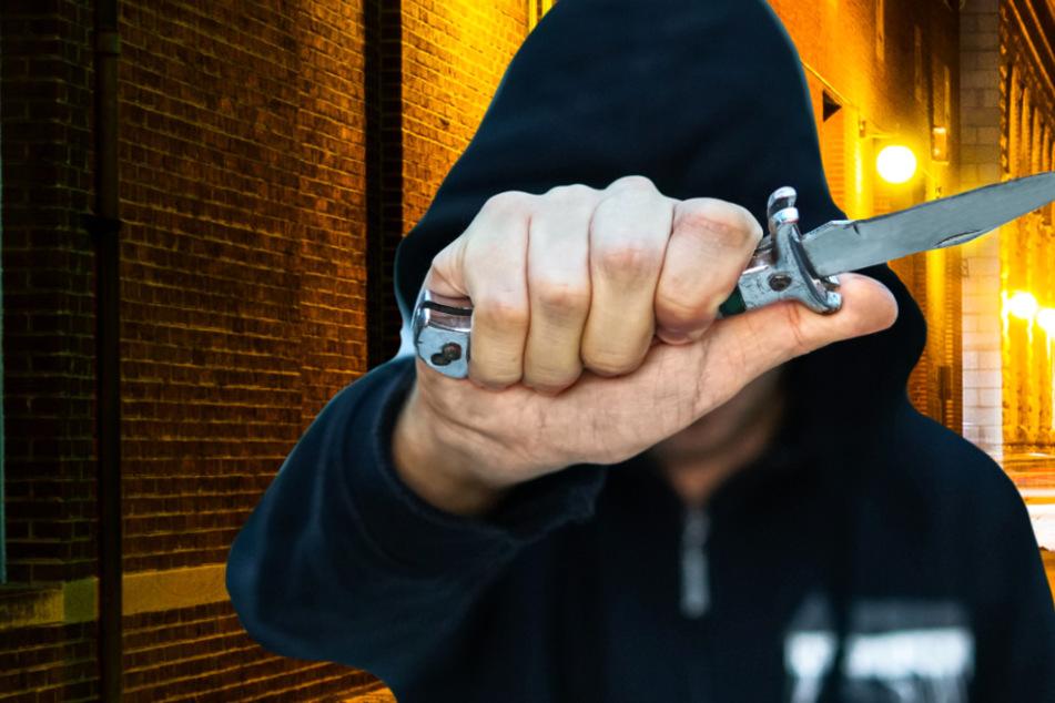 Ein Kampf in Fulda eskalierte: Einer der Beteiligten zog ein Messer und stach zu (Symbolbild).