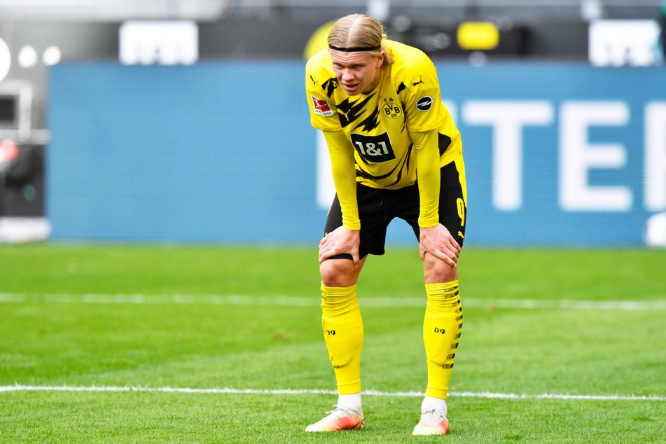 Erling Haaland (20) fällt für das DFB-Pokal-Halbfinale von Borussia Dortmund gegen Holstein Kiel aus.