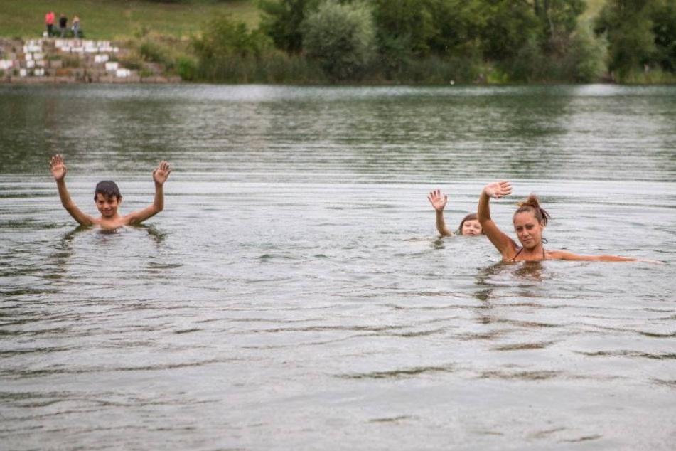 Nach Fund von Leichenteilen: Wer wird hier noch baden?