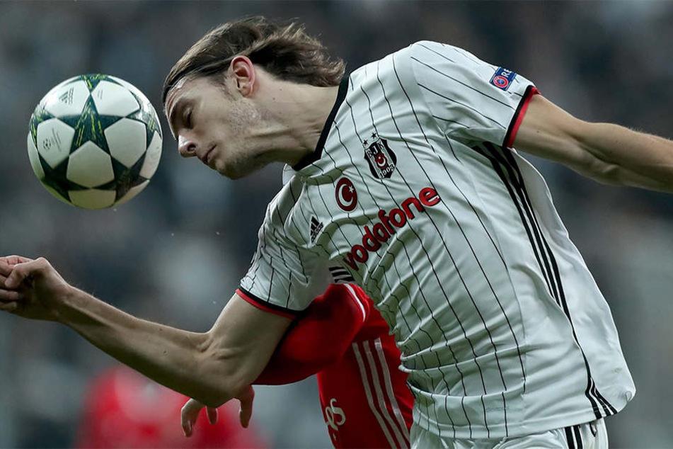 Bereits in der abgelaufenen Saison war Abwehr-Riese Atinc Nukan an seinen Jugendverein Besiktas Istanbul ausgeliehen. Durchgesetzt hat er sich auch dort nicht.
