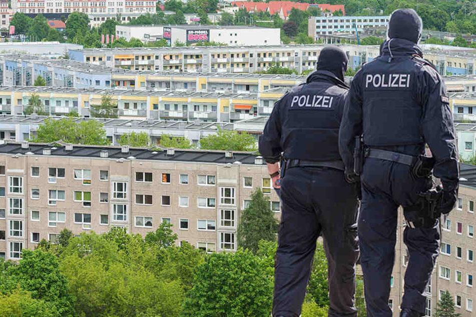 In Dresden-Prohlis wurde ein 27 Jahre alter Mann attackiert.