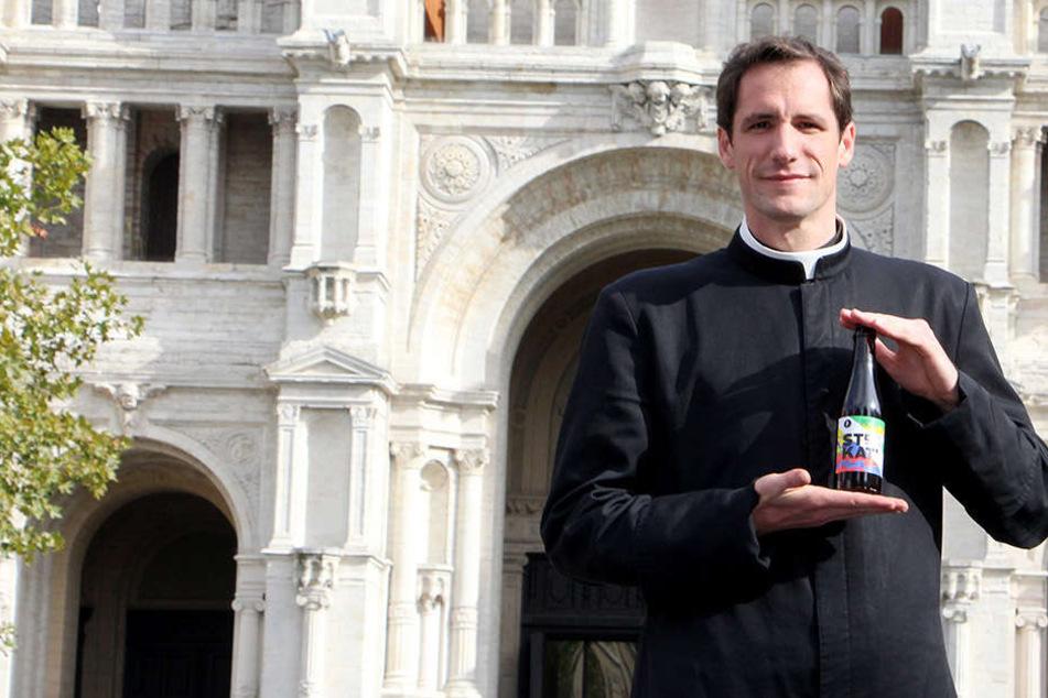 Der Zweck heiligt das Bier: Pfarrer lässt Craft Beer brauen