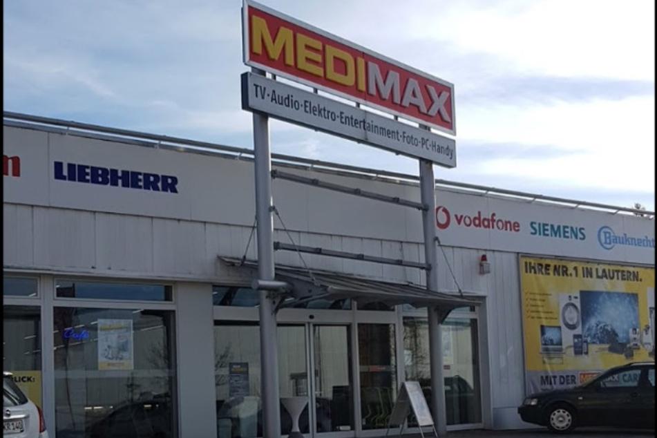 Obwohl MEDIMAX geschlossen hat, wird in diesem Markt weiter verkauft!