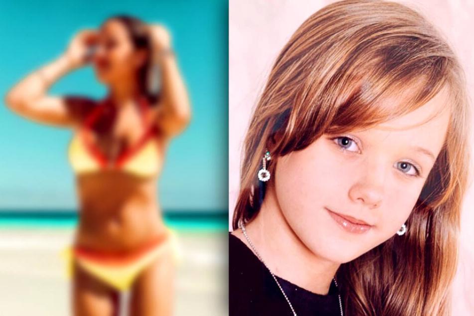 Vom süßen Mädchen zur Beauty-Queen: Erkennt Ihr diesen TV-Star?