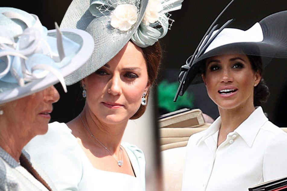 Meghan strahlt in Ascot: Warum sie Herzogin Kate einen Schritt voraus ist