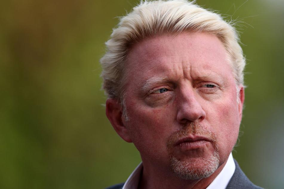 Die Sticheleien gegen seinen Sohn konnte Boris Becker (49) nicht auf sich sitzen lassen.