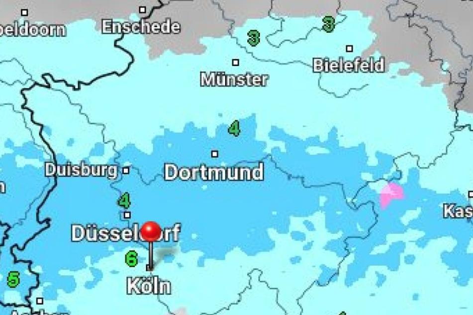 Der Winter rückt immer näher – auch in NRW.