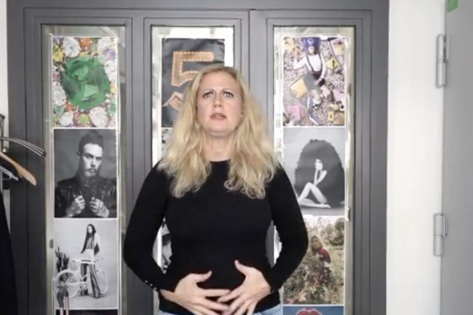 Barbara Schöneberger wehrt sich gegen Shitstorm nach Make-up-Diskussion