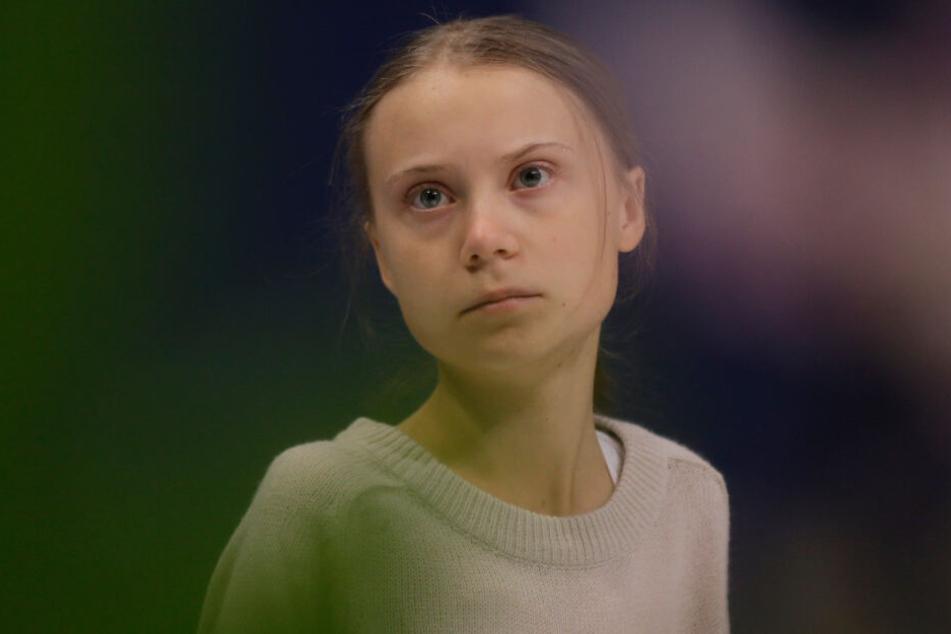 Greta Thunberg muss mit ihren 17 Jahren schon extrem viel aushalten.