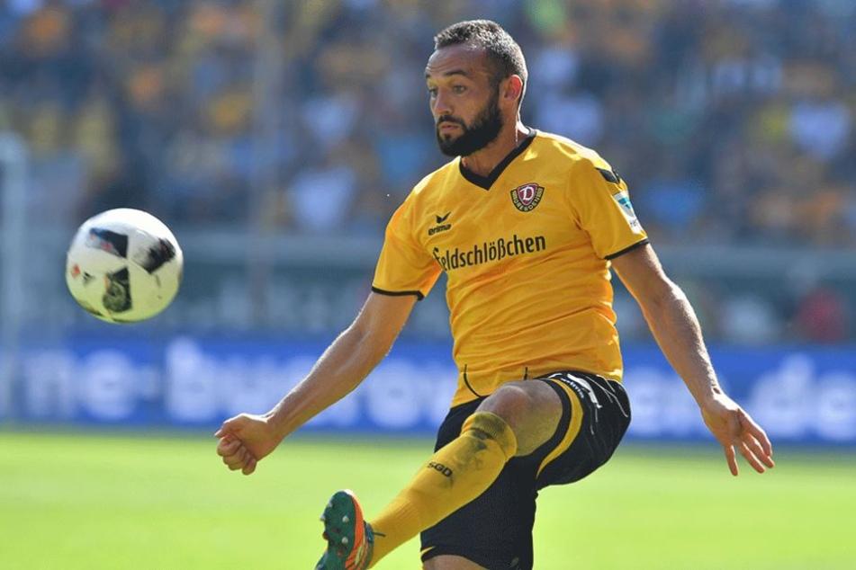 Fabian Müller ist ein Dauerbrenner in der 2. Liga.