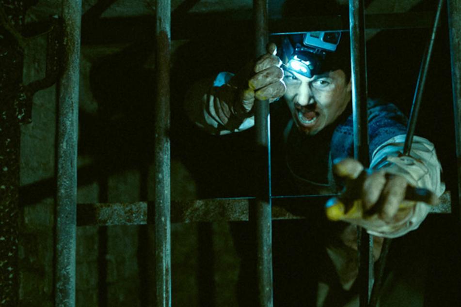 """Tim Oliver Schultz als Theo in einer Szene des Films """"Heilstätten""""."""