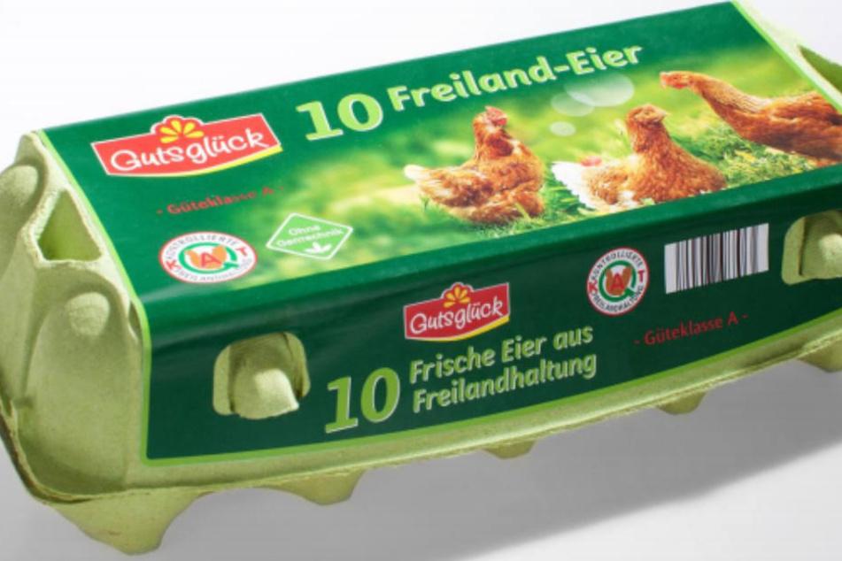 Fünf Supermarktketten betroffen Freiland-Eier wegen Salmonellen zurückgerufen