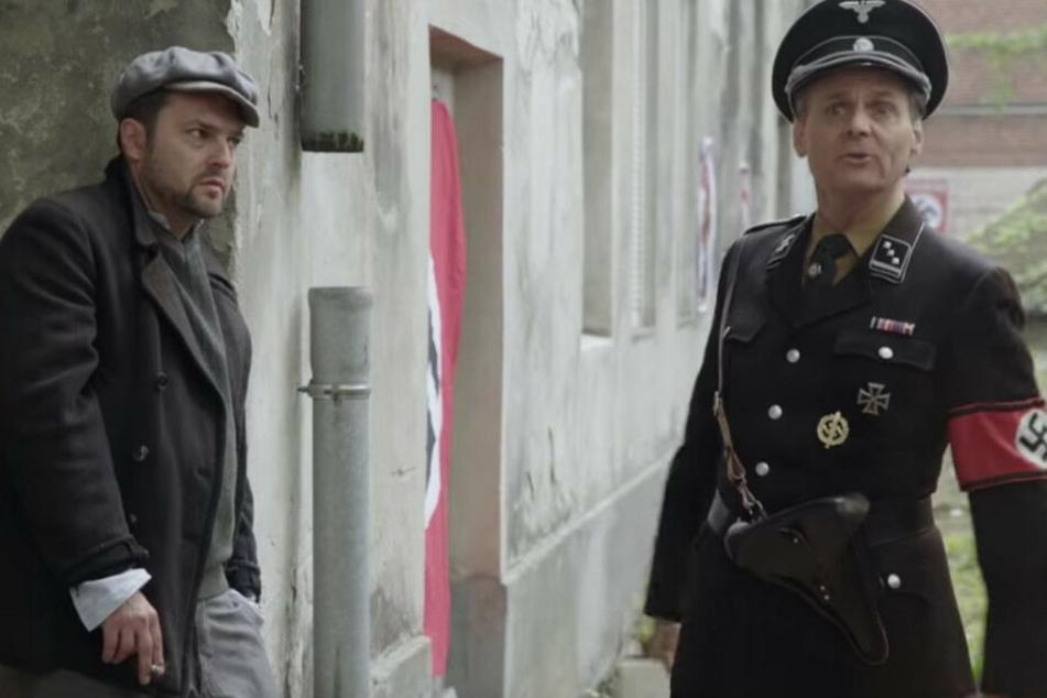 GZSZ-Star Wolfgang Bahro: Hier wird Jo Gerner zum Nazi!